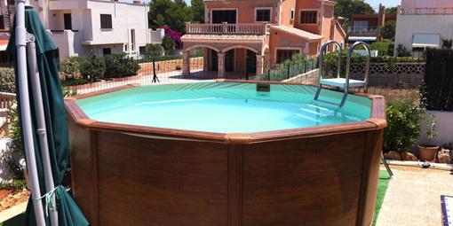 Construcci n de piscinas en mallorca construcciones calvo for Piscinas prefabricadas mallorca